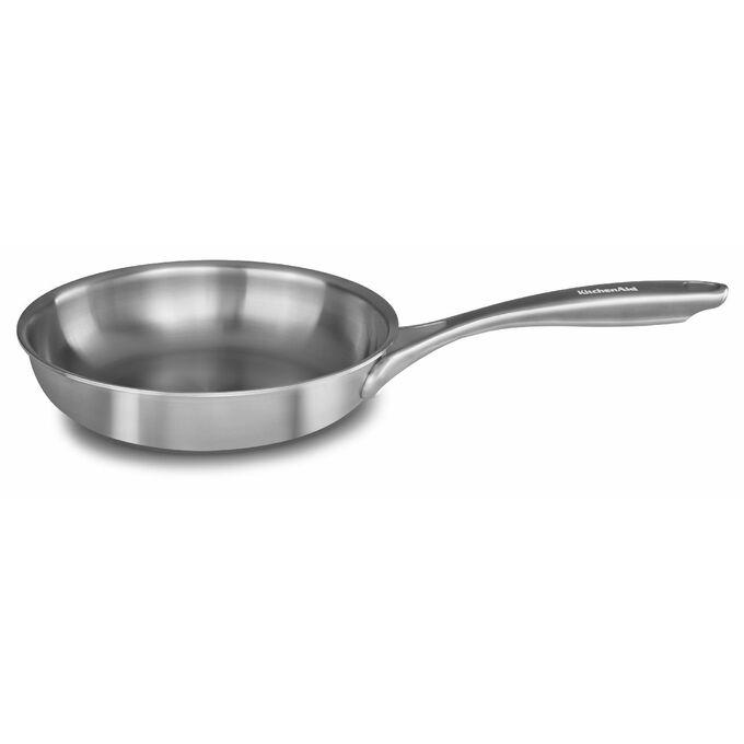 """KitchenAid® Copper Core Skillet, 8"""""""