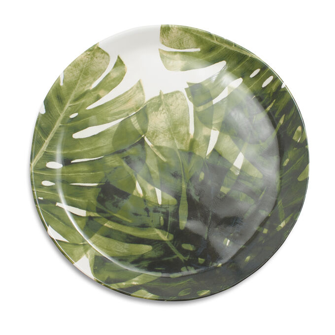 Palm Leaves Plate