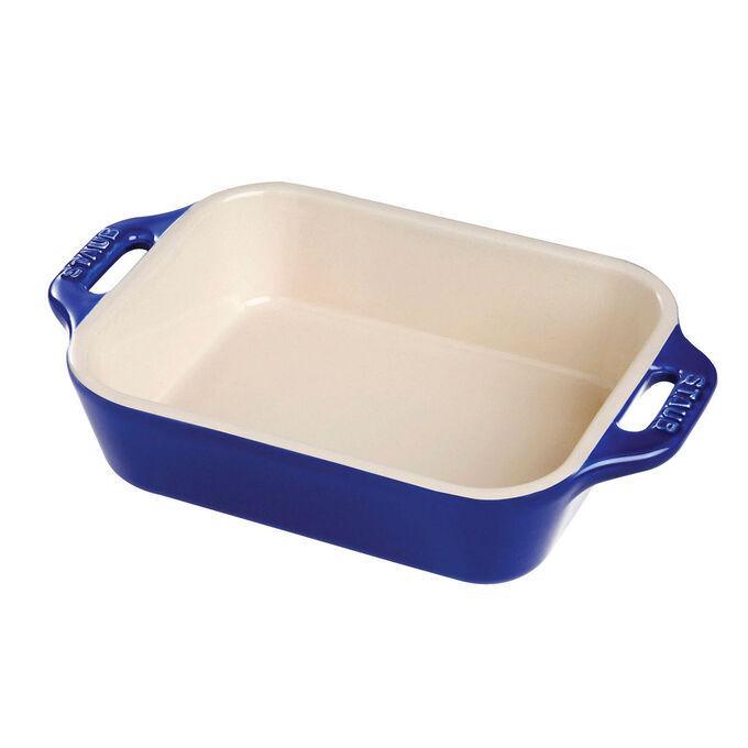 "Staub Ceramic Rectangular Baking Dish 11"" x 8"""