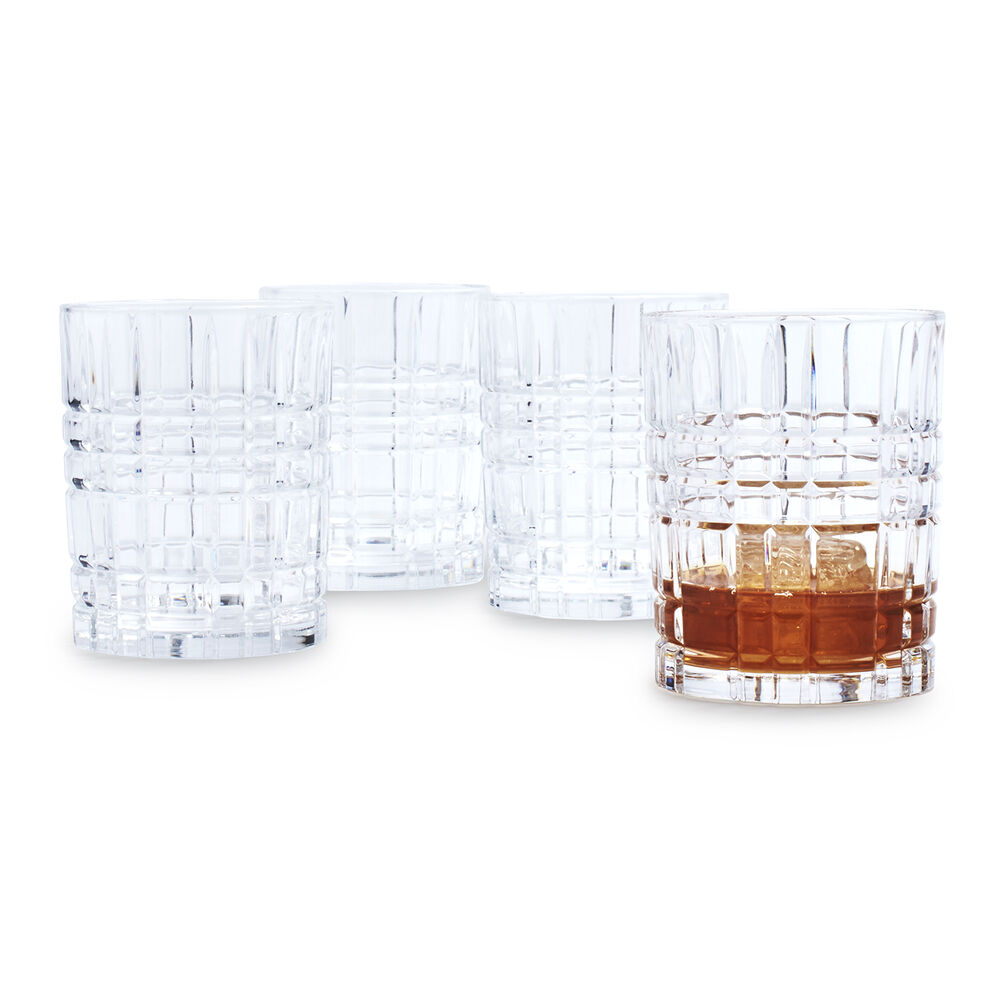 Nachtmann Square Glasses, Set of 4