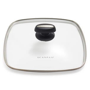 Scanpan Evolution Square Glass Lid, 11""