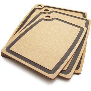 Epicurean Gourmet Series Groove Cutting Board, Natural