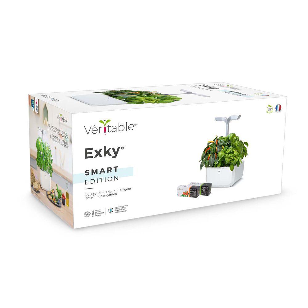 Exky® SMART Garden, Arctic White
