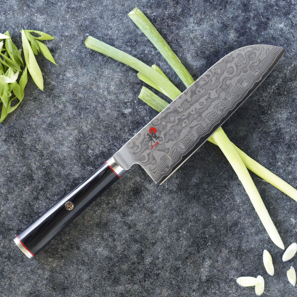 "Miyabi Kaizen Santoku Knife, 7"""