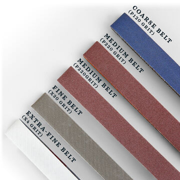 Work Sharp Replacement Master Belt Kit for E3, E4, E5-NH and E5