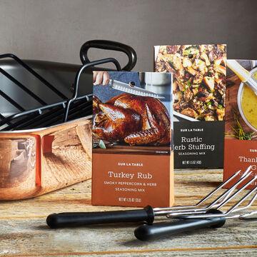 Smoky Peppercorn & Herb Turkey Rub