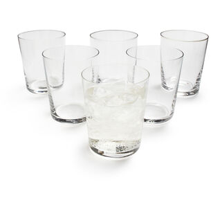 Schott Zwiesel Bar Collection Soft-Drink Tumblers, 7.2 oz., Set of 6