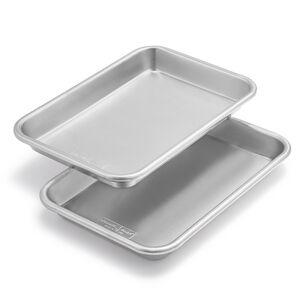 Nordic Ware Naturals ⅛ Sheet Pans, Set of 2