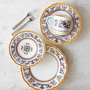 Nova Deruta 16-Piece Dinnerware Set