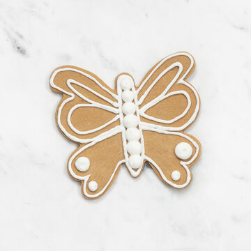 """Butterfly Cookie Cutter, 5"""""""