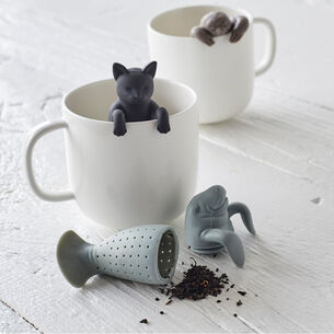 Fred Purr Tea Cat Tea Infuser