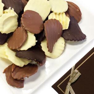Chocolate Covered Potato Chip Assortment
