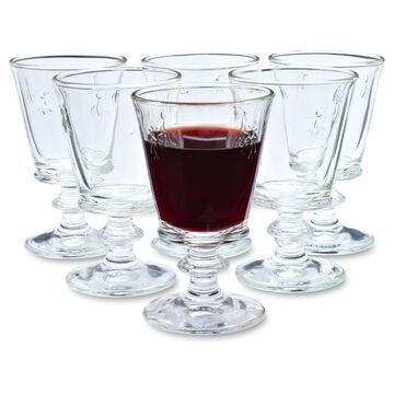La Rochère French Bee Wine Glasses, Set of 6