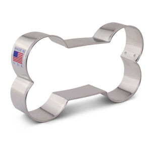 Dog Bone Cookie Cutter, 5""