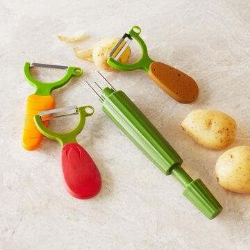 Kuhn Rikon® Potato Peeler, Straight Blade