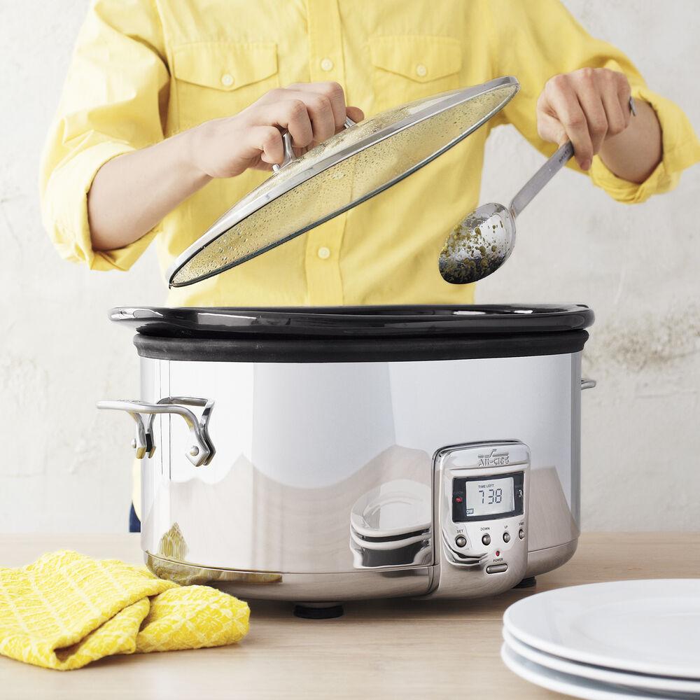 All-Clad Slow Cooker, 6.5 qt.