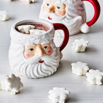Sur La Table Mini Vanilla Snowflake Marshmallows