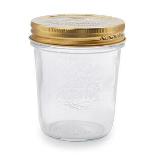 Bormioli Rocco Quattro Stagioni Wide Mouth Jar, 10.75 oz.