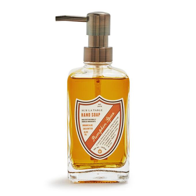 Sur La Table Pumpkin Spice Hand Soap, 13 oz.