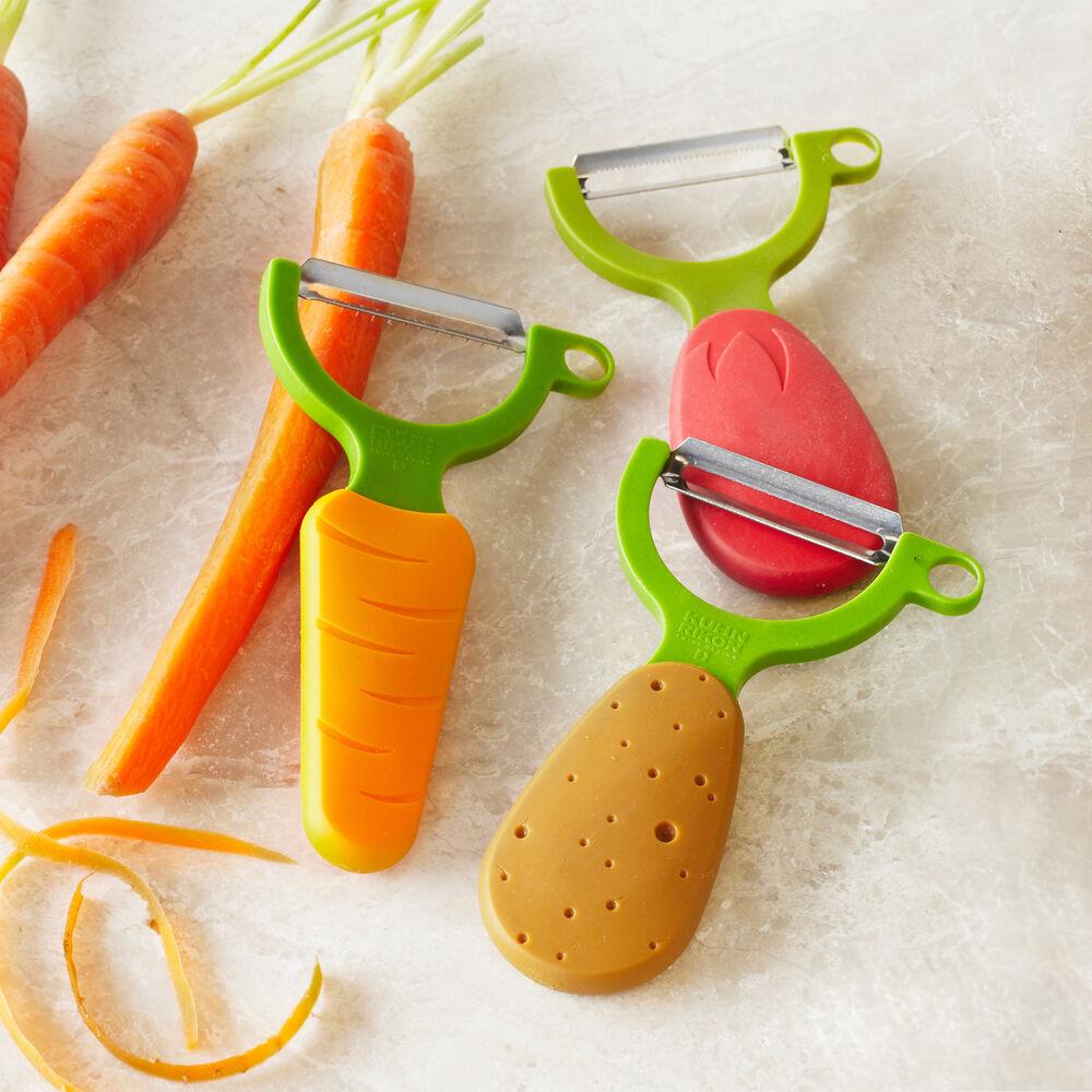 Kuhn Rikon Vegetable Peelers, Set of 3