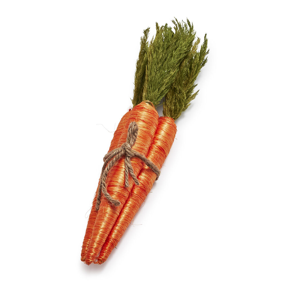 Carrot Bunch, Set of 3