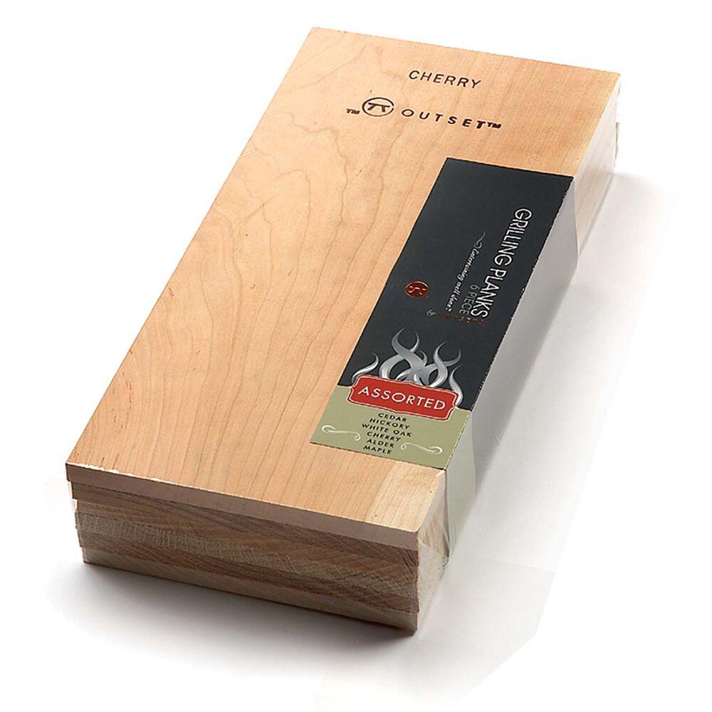 Assorted Wood Planks, Set of 6