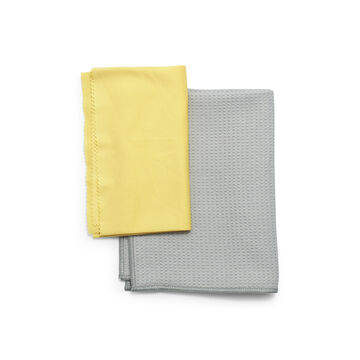 E-Cloth Microfiber Window Cleaning Pack, Set of 2