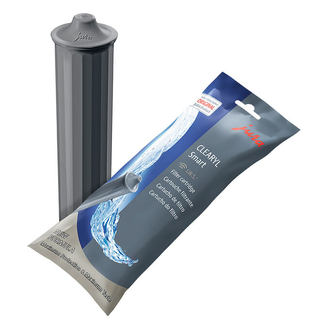 JURA CLEARYL Smart Water Filter Cartridge for Z6, S8, E6 and E8 Machines
