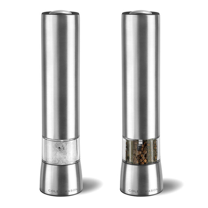 Cole & Mason Hampstead Electric Salt and Pepper Mills