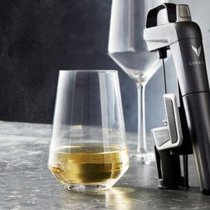 Schott Zwiesel Pure Stemless White Wine Glasses