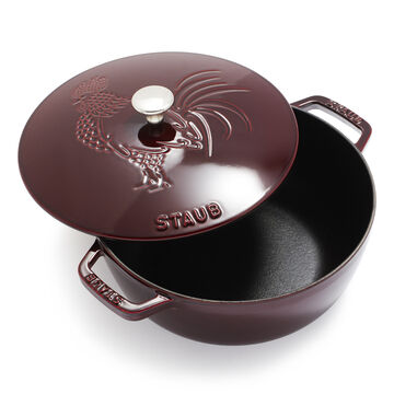 Staub Rooster Oven, 3.75 qt.