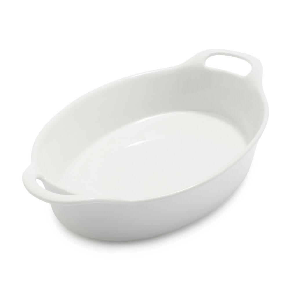 Oval Porcelain Baker