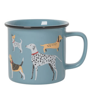 Dog Days Heritage Mug, 14 oz.