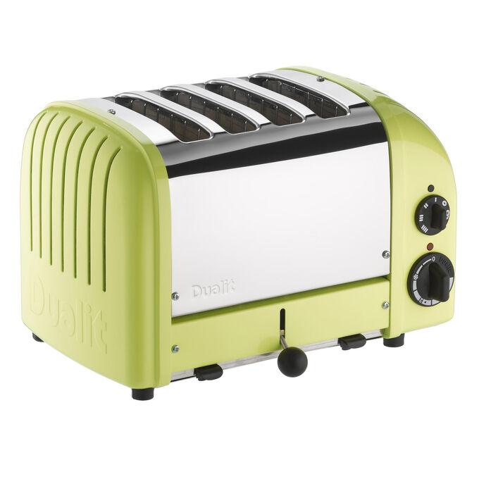 Dualit Lime-Green NewGen 4-Slice Toaster