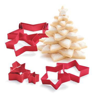 Twinkle Tree 10-Piece Cookie Cutters Set