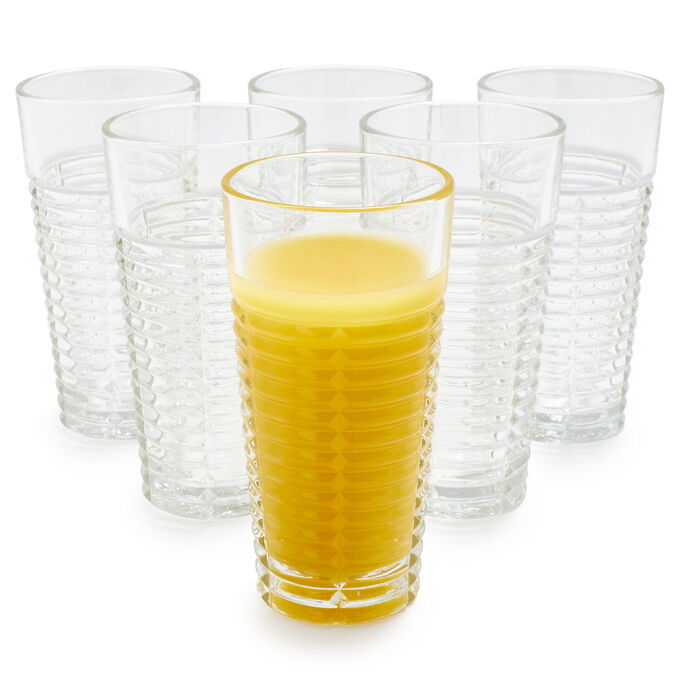 La Rochère Tempo Highball, Set of 6