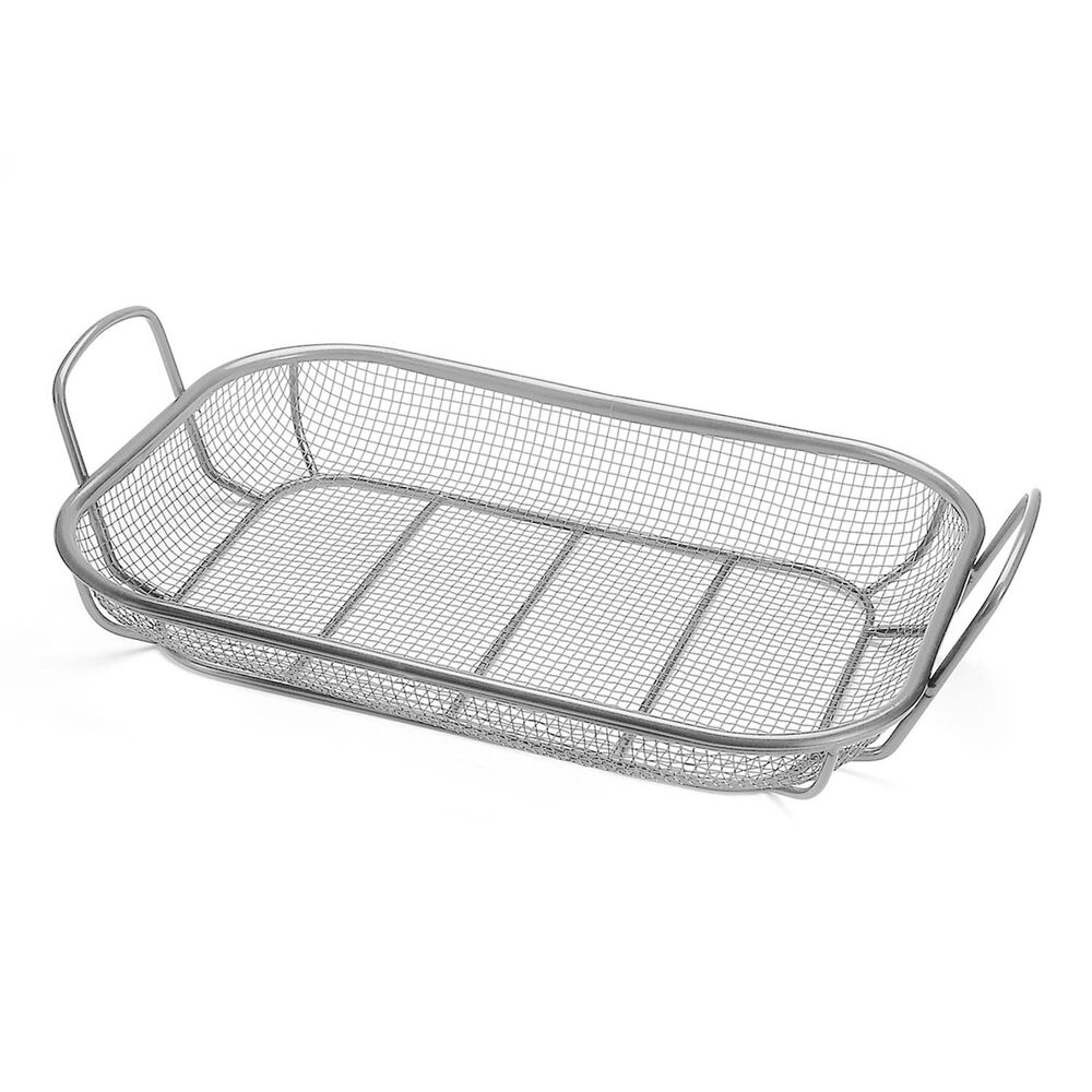 Outset Stainless Steel Roasting Basket