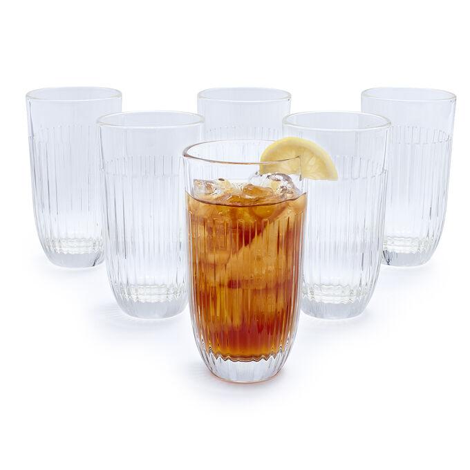 La Rochère Ouessant Iced Tea Glasses, Set of 6