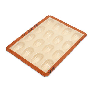 Sur La Table Silpat Madeleine Mold