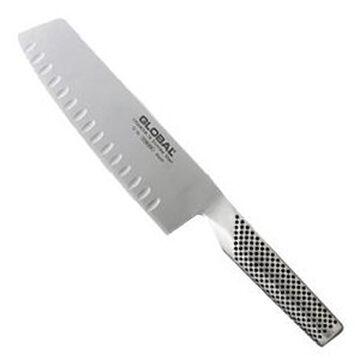"""Global Hollow-Edge Nakiri Knife, 7"""""""