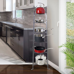 Enclume Handcrafted 6-Tier Gourmet Stands (Unassembled)