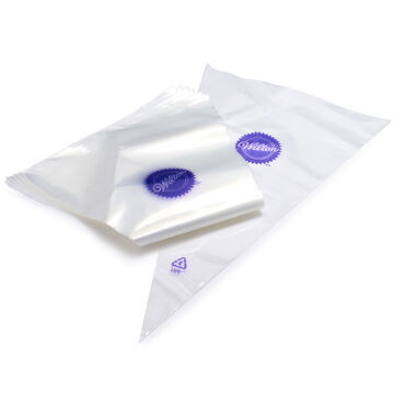 "Wilton Disposable 16"" Decorating Bag, 12 Count"