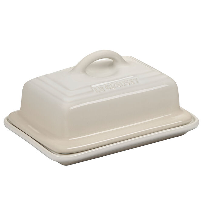 Le Creuset Heritage Butter Dish