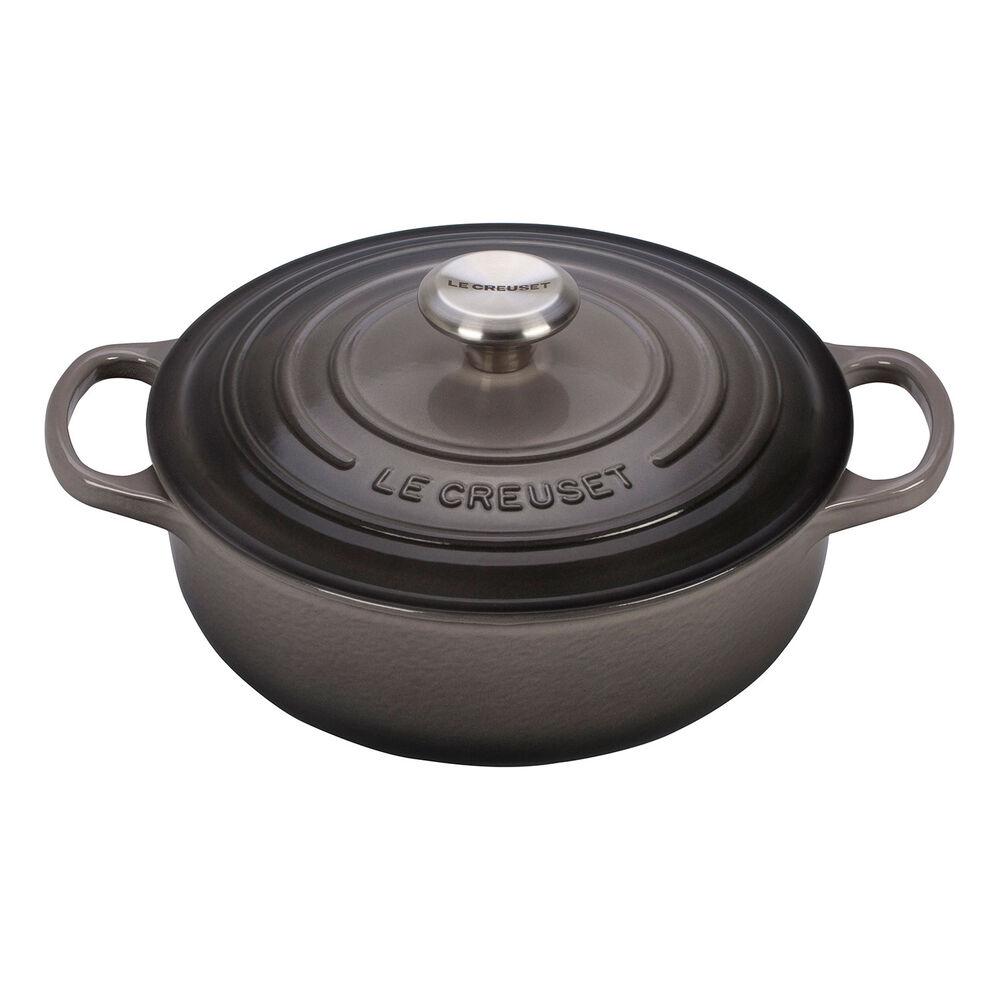 Le Creuset Sauteuse, 3.5 Qt.