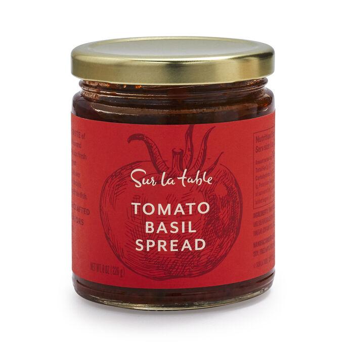 Tomato Basil Spread