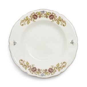 Italian Turkey Soup Plate
