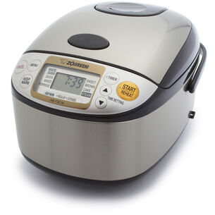 Zojirushi Micom Rice Cooker & Warmer, 5½ cup