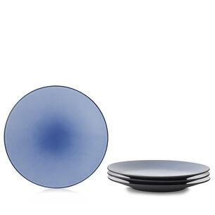 """Revol Equinox 11"""" Dinner Plates, Set of 4"""
