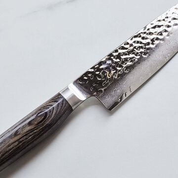 "Shun Premier Grey Utility Knife, 6.5"""