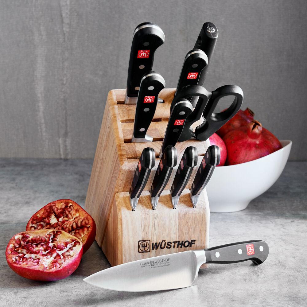 Wüsthof Classic 12-Piece Knife Block Set